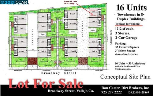 Tiny photo for Broadway St., VALLEJO, CA 94589 (MLS # 40935361)