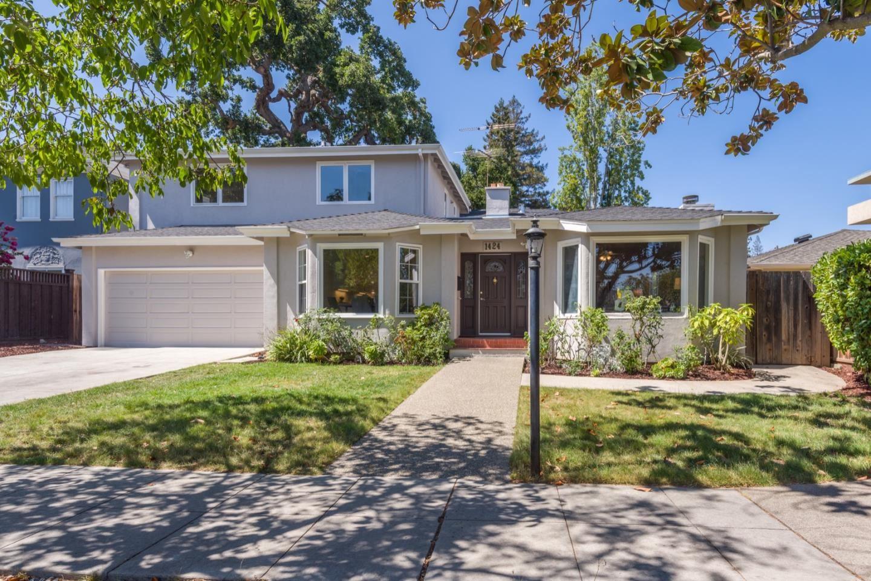 1424 HOPKINS Avenue, Redwood City, CA 94062 - MLS#: ML81860364