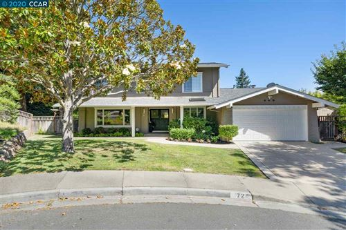Photo of 72 Corte Yolanda, MORAGA, CA 94556 (MLS # 40911368)