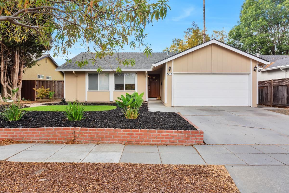 6113 Ashburton Drive, San Jose, CA 95123 - MLS#: ML81867373