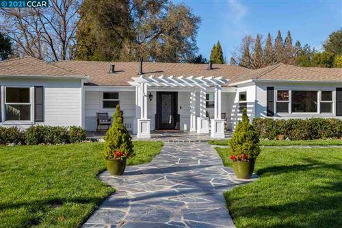 Photo of 3314 Freeman Road, WALNUT CREEK, CA 94595 (MLS # 40938375)
