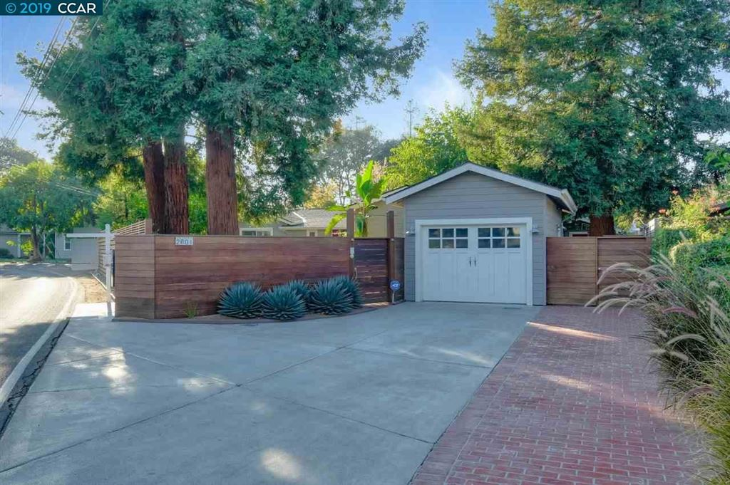 Photo for 2601 Cherry Ln, WALNUT CREEK, CA 94597 (MLS # 40888375)
