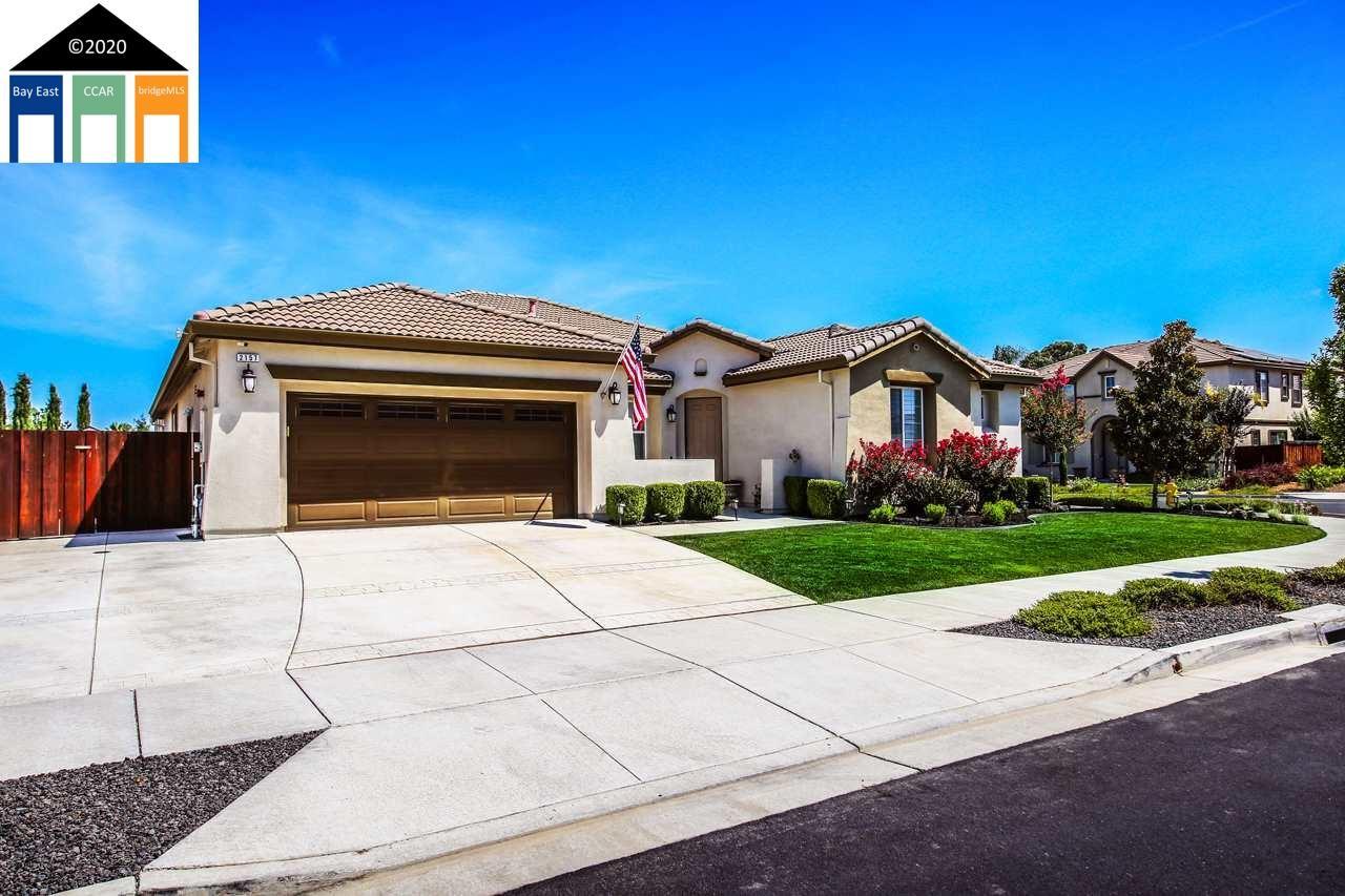 Photo of 2157 Hilda Way, BRENTWOOD, CA 94513 (MLS # 40915377)