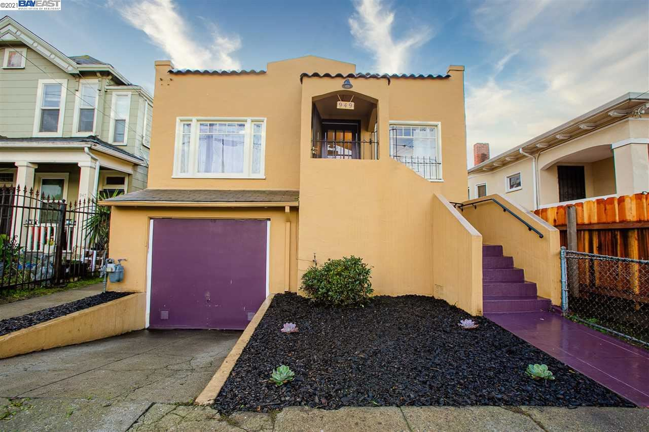 Photo for 949 37Th St, OAKLAND, CA 94608 (MLS # 40935382)
