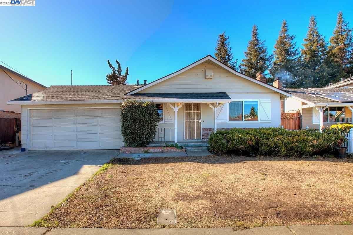 Photo for 240 Louette Ct, HAYWARD, CA 94541 (MLS # 40930384)