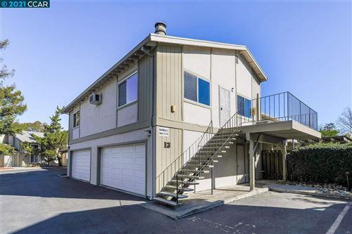 Photo of 1070 Mohr Ln #13, CONCORD, CA 94518 (MLS # 40933385)