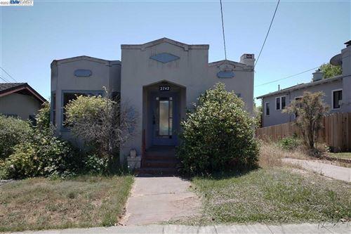 Photo of 2742 Monticello Ave, OAKLAND, CA 94619 (MLS # 40954389)