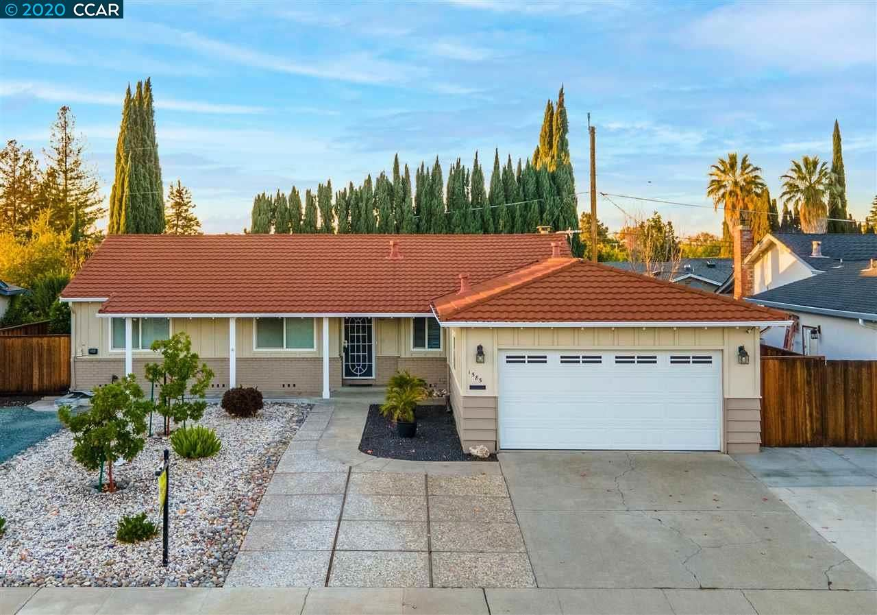 Photo for 1585 Eve Dr, CONCORD, CA 94521 (MLS # 40929391)