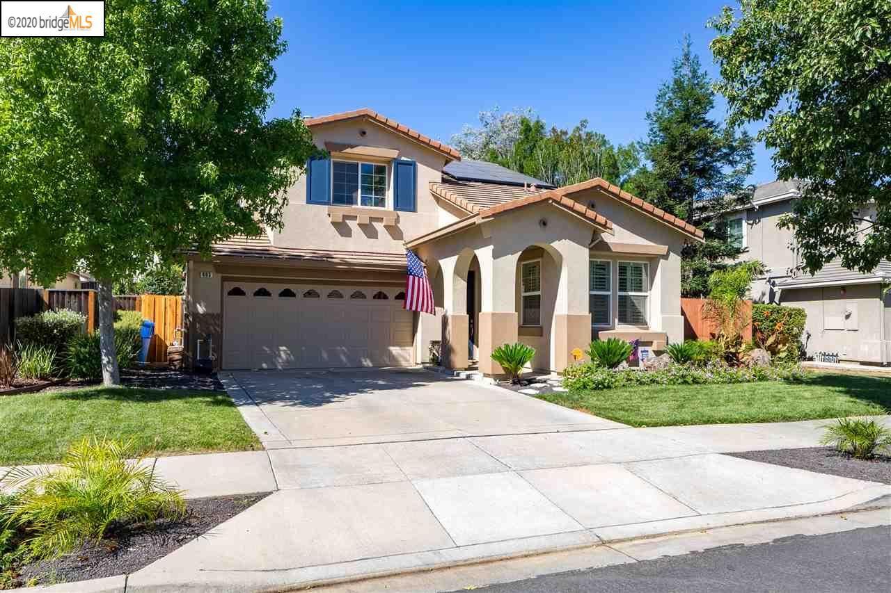 Photo of 493 Montecito Dr, BRENTWOOD, CA 94513 (MLS # 40911392)