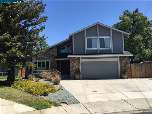 Photo of 4339 Cloud Ct, CONCORD, CA 94518 (MLS # 40911397)