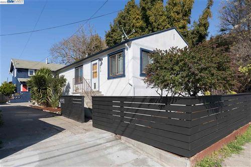 Photo of 672 41St St, OAKLAND, CA 94609 (MLS # 40943400)