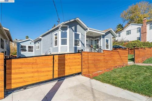 Tiny photo for 3213 Partridge Ave, OAKLAND, CA 94605 (MLS # 40930401)