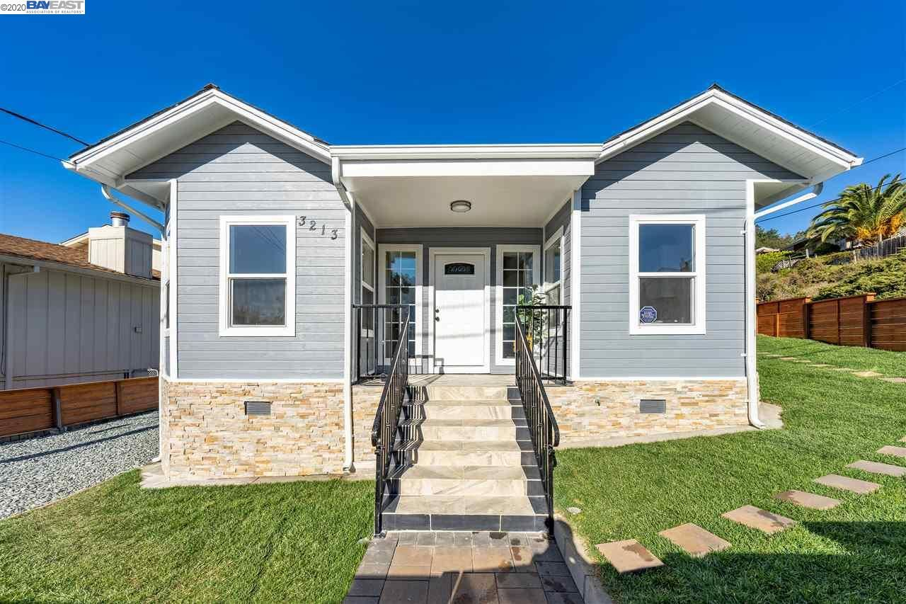 Photo for 3213 Partridge Ave, OAKLAND, CA 94605 (MLS # 40930401)