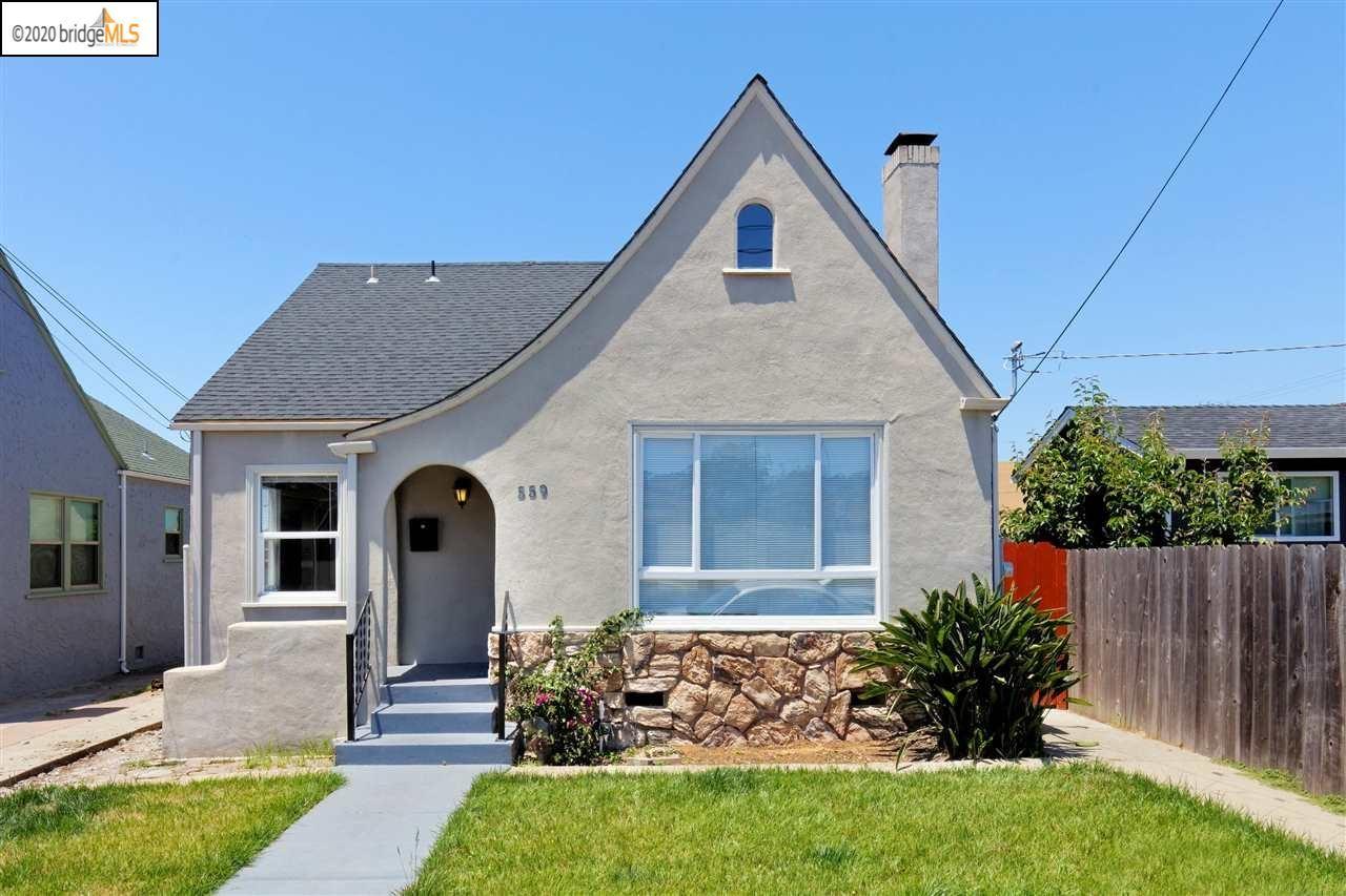Photo for 559 41St St, RICHMOND, CA 94805 (MLS # 40910402)