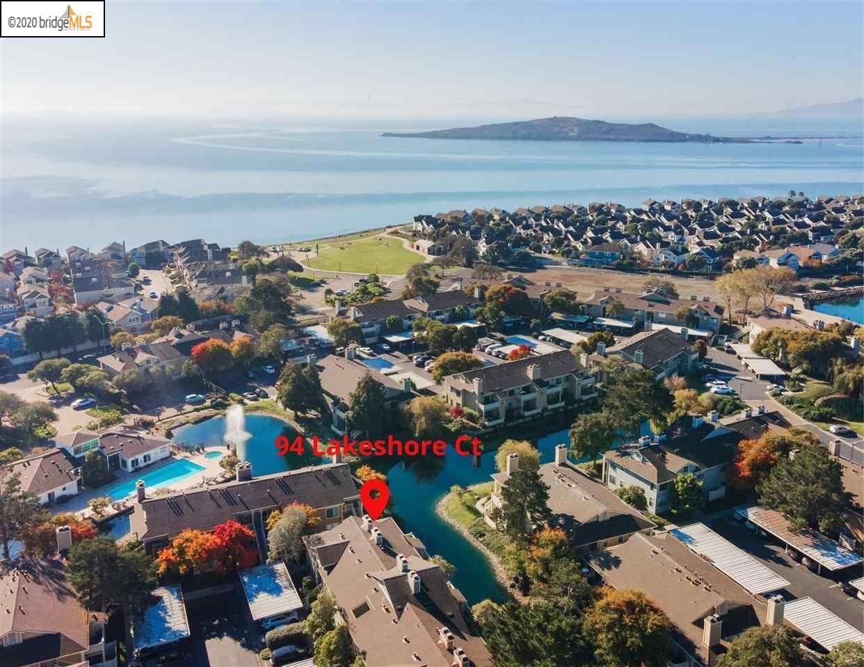 Photo for 94 Lakeshore Ct, RICHMOND, CA 94804 (MLS # 40930402)