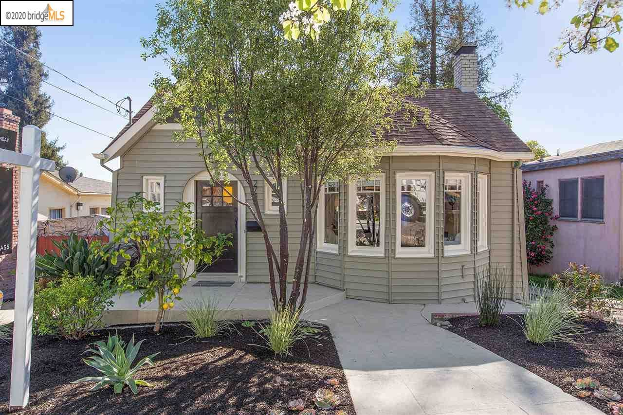Photo for 2744 Maxwell Ave, OAKLAND, CA 94619 (MLS # 40895403)
