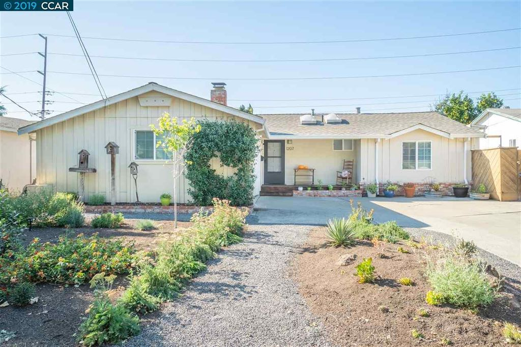 Photo for 1207 Linden Dr, CONCORD, CA 94520 (MLS # 40888404)