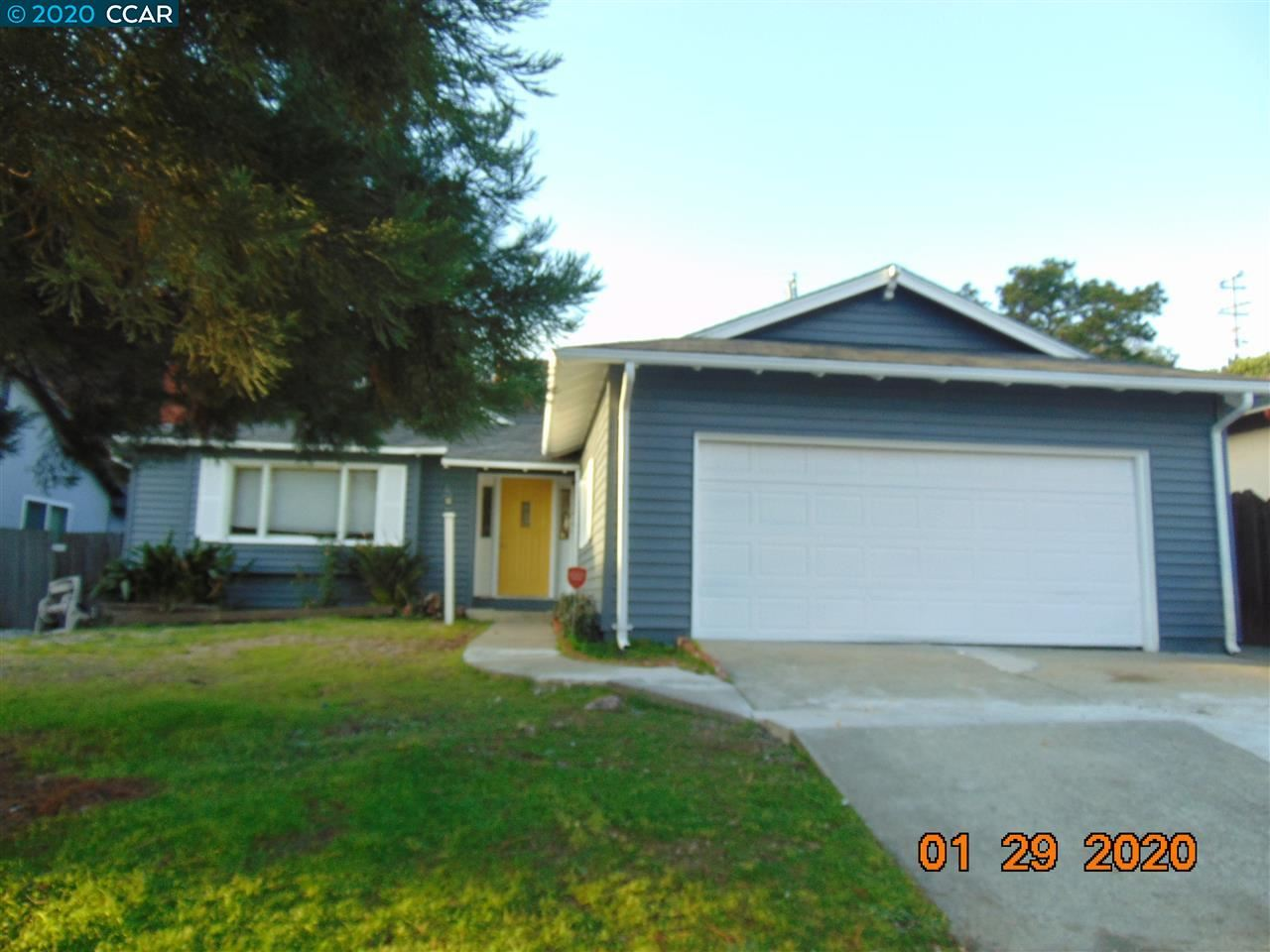 Photo for 2901 Canterbury Dr, RICHMOND, CA 94806 (MLS # 40895407)