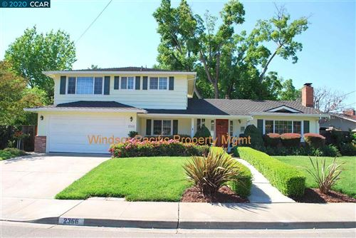 Photo of 2366 Parish Drive, WALNUT CREEK, CA 94598 (MLS # 40922409)