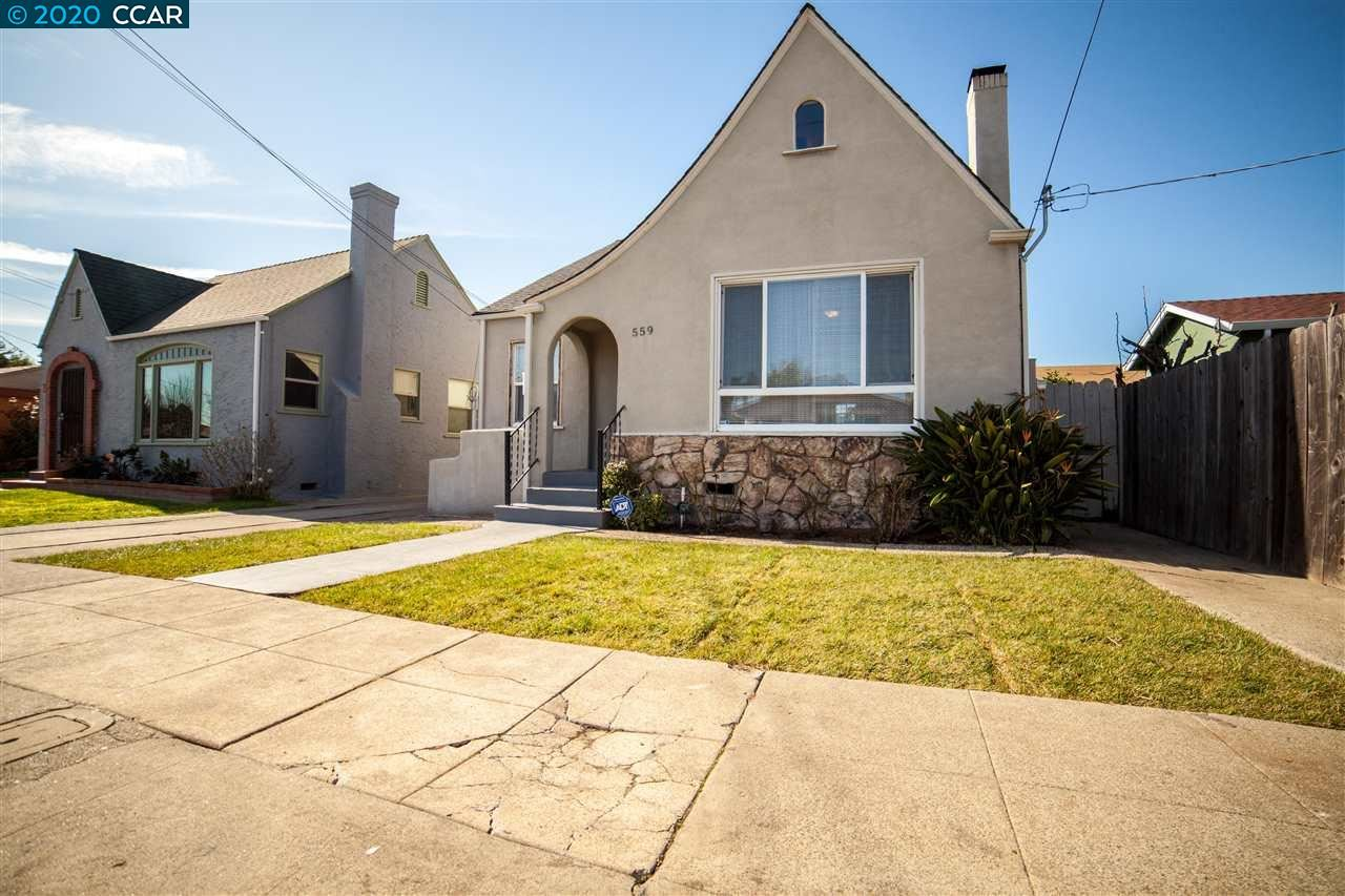 Photo for 559 41St St, RICHMOND, CA 94805 (MLS # 40895417)