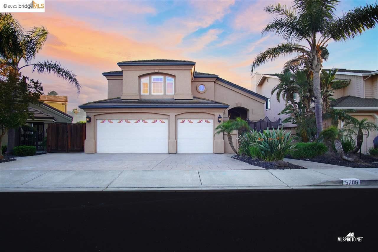 Photo of 5706 Starfish Ct, DISCOVERY BAY, CA 94505 (MLS # 40945421)
