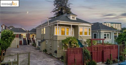 Photo of 3872 Shafter Ave, OAKLAND, CA 94609 (MLS # 40920423)