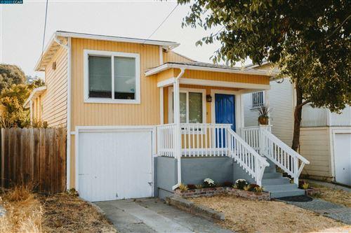 Photo of 7412 Hillside St, OAKLAND, CA 94605 (MLS # 40968430)