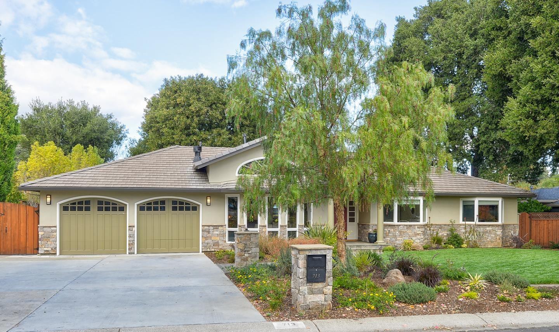 713 Arroyo Road, Los Altos, CA 94024 - MLS#: ML81867433