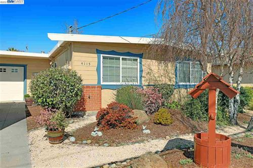 Photo of 4115 FAIRWOOD ST., FREMONT, CA 94538-6012 (MLS # 40939437)