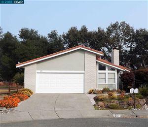 Photo of 69 Spar Ct, PLEASANT HILL, CA 94523 (MLS # 40846439)