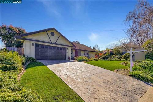 Photo of 575 Odin Dr, PLEASANT HILL, CA 94523 (MLS # 40896440)