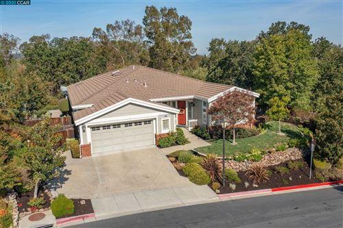 Photo of 589 Club View Terrace, Walnut Creek, CA 94598 (MLS # 40968441)