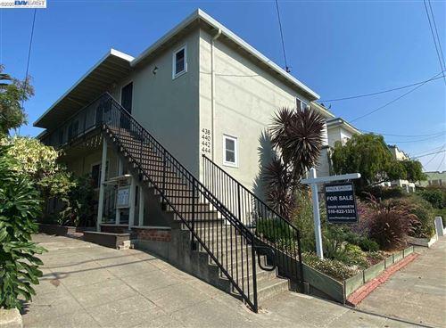Photo of 438 41St St, OAKLAND, CA 94609 (MLS # 40925444)
