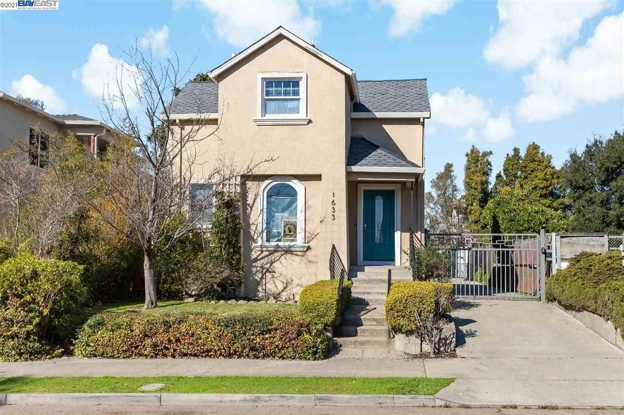 Photo of 1633 Stuart St, BERKELEY, CA 94703 (MLS # 40947444)