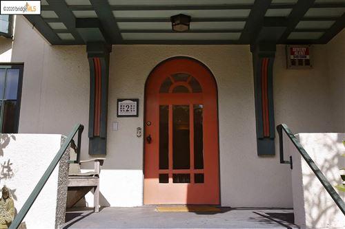 Photo of 1010 Cragmont #2, BERKELEY, CA 94708 (MLS # 40899453)