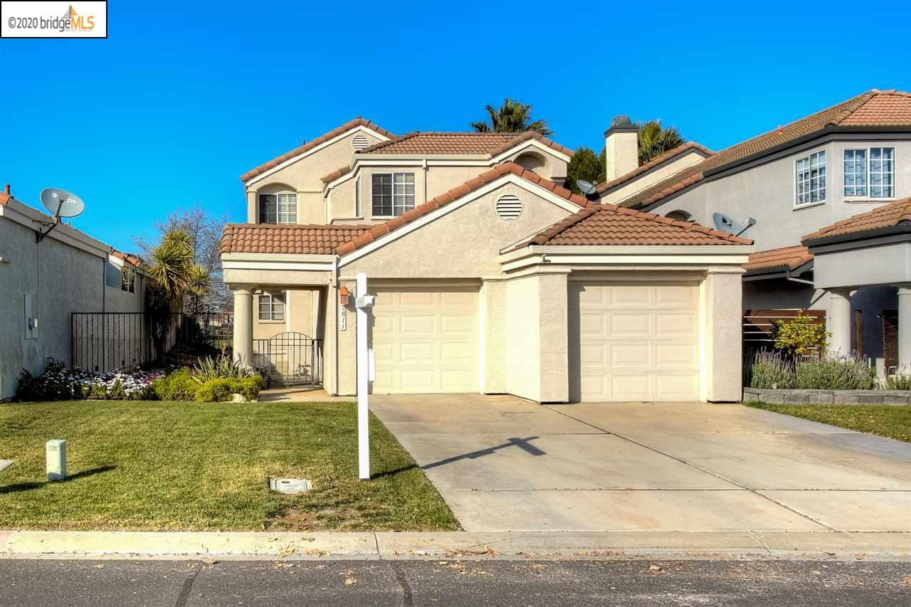 Photo for 2811 Cherry Hills Dr, DISCOVERY BAY, CA 94505 (MLS # 40895454)