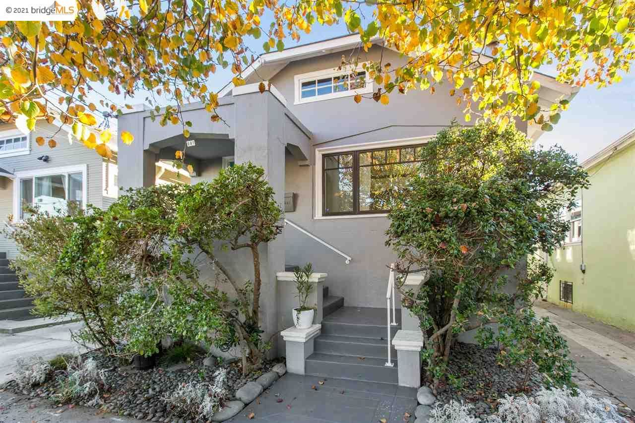 Photo for 941 42nd St, OAKLAND, CA 94608 (MLS # 40934457)