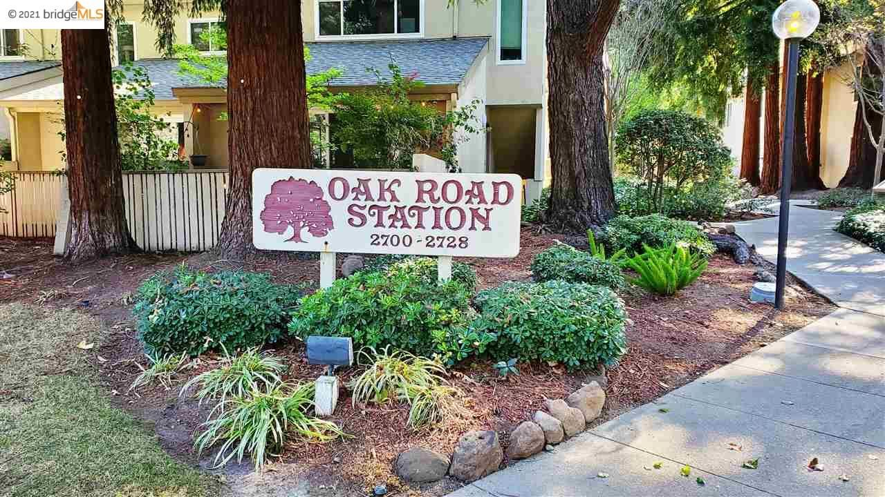 Photo of 2724 Oak Rd #119, WALNUT CREEK, CA 94597 (MLS # 40948465)