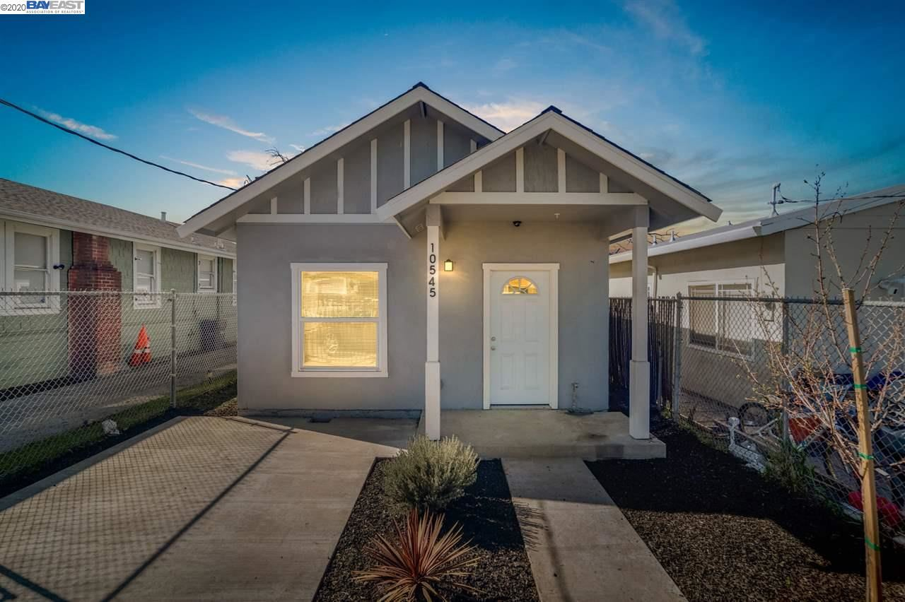 Photo for 10545 Pippin St, OAKLAND, CA 94603 (MLS # 40895469)