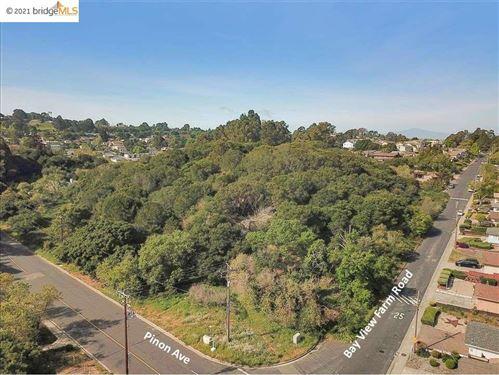 Photo of 0 Pinon Ave, PINOLE, CA 94564 (MLS # 40946471)