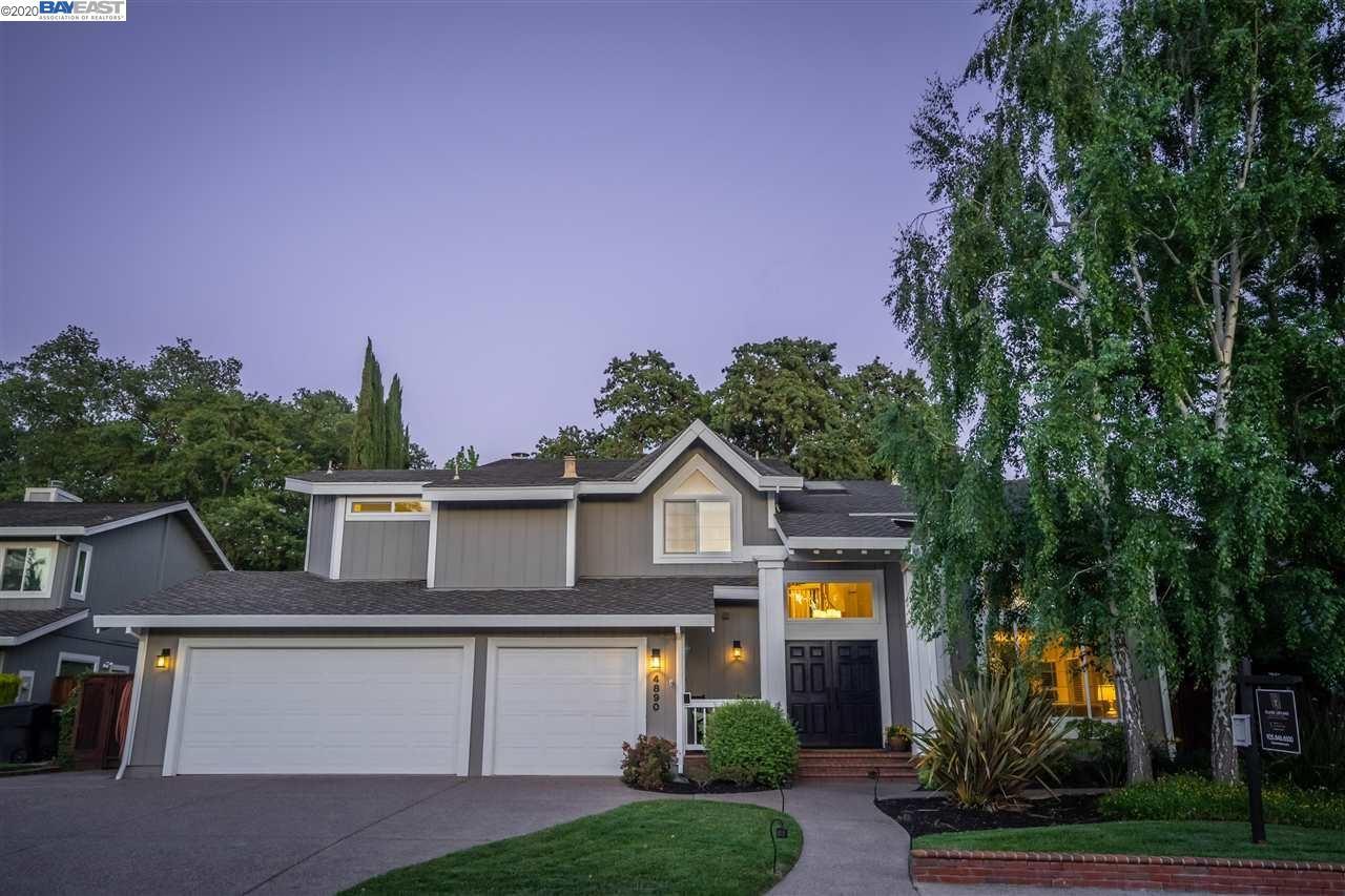 4890 Cobbler Court, Pleasanton, CA 94566 - #: 40905474