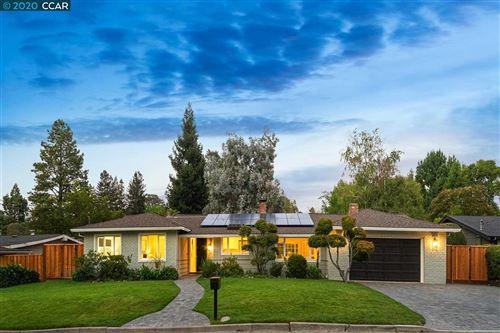 Photo of 568 Merriewood Drive, LAFAYETTE, CA 94549 (MLS # 40919475)