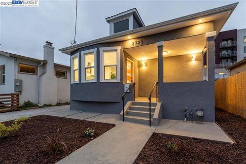 Photo of 3723 Linden St, OAKLAND, CA 94608 (MLS # 40915477)
