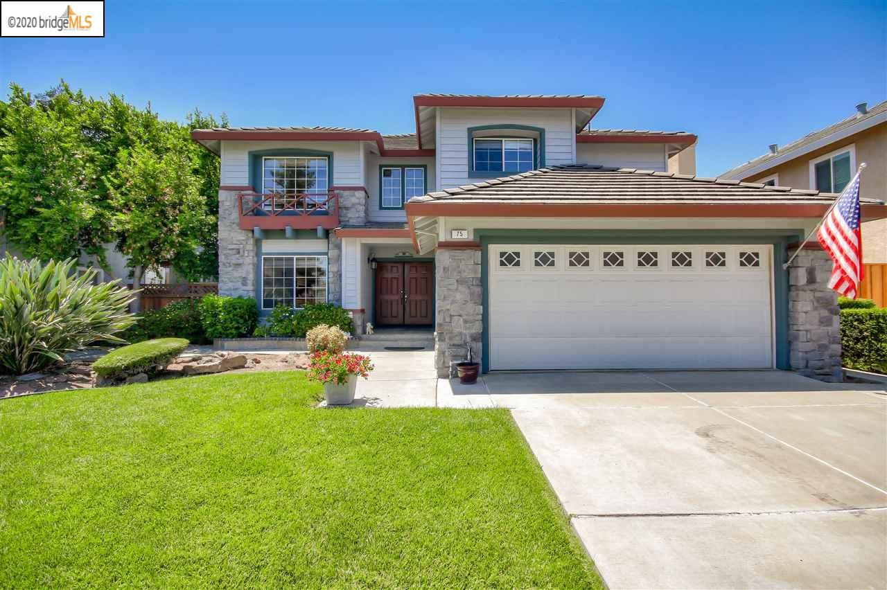 Photo for 75 Windmill Court, BRENTWOOD, CA 94513 (MLS # 40910490)