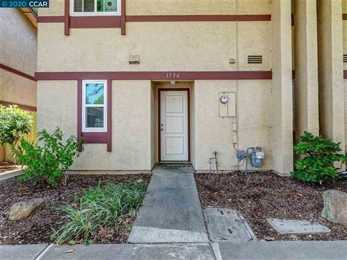 Tiny photo for 1536 Parkwood Pl, CONCORD, CA 94521 (MLS # 40910492)
