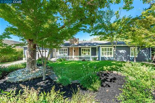 Photo of 142 Sonora Ave, DANVILLE, CA 94526 (MLS # 40913493)