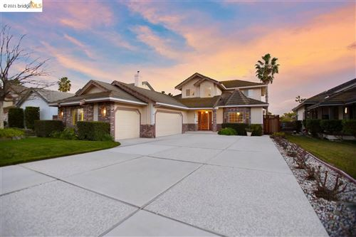 Photo of 5630 Edgeview Dr, DISCOVERY BAY, CA 94505 (MLS # 40935496)