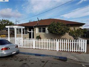 Photo of 26730 Tyrrell Ave, HAYWARD, CA 94544 (MLS # 40801498)