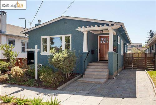 Photo of 1444 66Th St, BERKELEY, CA 94702 (MLS # 40922498)