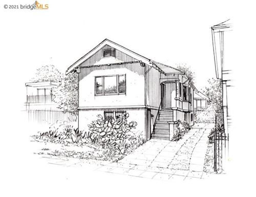 Photo of 2450 E 21St St, OAKLAND, CA 94601 (MLS # 40966504)